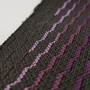 Bezugstoff purple, violett M-Tech