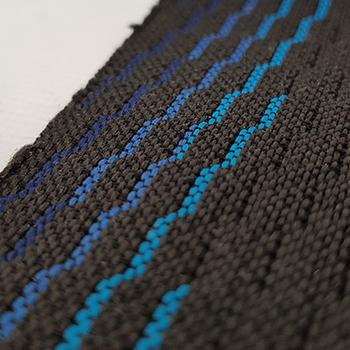 Bezugstoff blau M-Tech