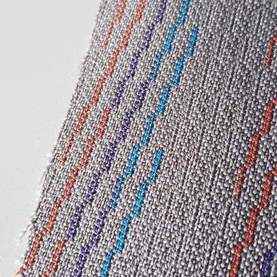 Bezugstoff 3 Color M-Tech grau