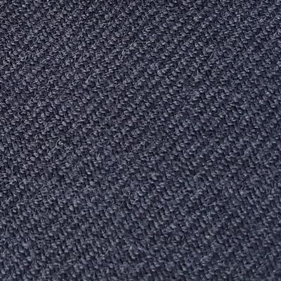 Bezugstoff Uni indigo blau