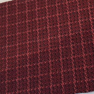 Bezugsstoff Gitter rot (Code077) 190er