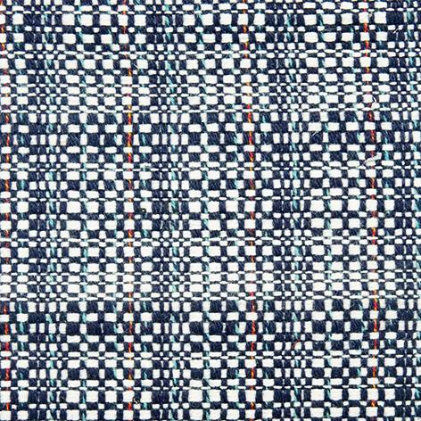 Bezugstoff Tweed Jubilee blau