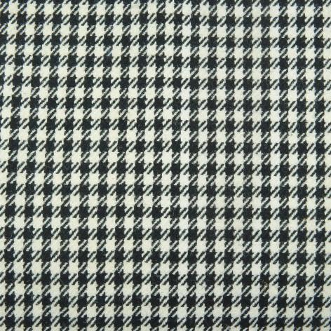 Bezugstoff Pepita/houndstooth schwarz/weiß