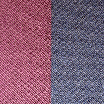 Bezugstoff Aerostreifen blau/violett, Edition Fire & Ice