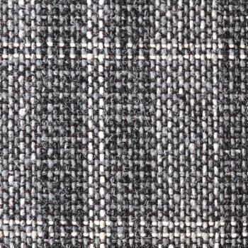 Bezugstoff Großkaro grau-silber