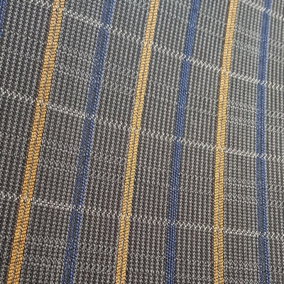 Golf 2 Gti Sportkaro grau-blau Stoff HY für Sitzbezug