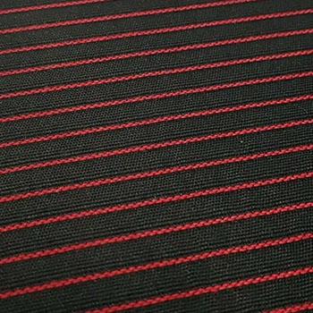 Bezugsstoff rot-schwarz für Sondermodell 25 Jahre GTI