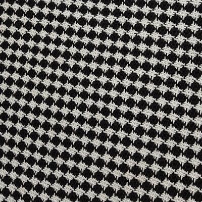 Bezugsstoff Karo schwarz/weiß