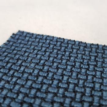 Bezugsstoff Käfer Struktur-wasserblau