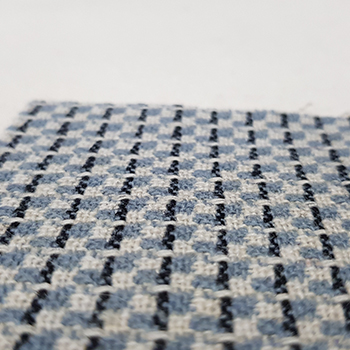 Bezugsstoff Käfer Dickholmer blau